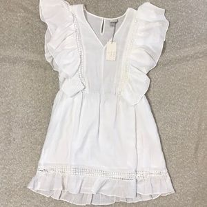NWT, A new day, Size Large Embroidered Dress